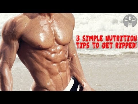 3 Simple Nutrition Tips to Get Ripped for Summer! (cut through the BS) klip izle