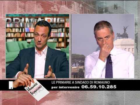 """ROMA, I CANDIDATI SINDACO: MARCELLO DE VITO (""""M5S"""")"""