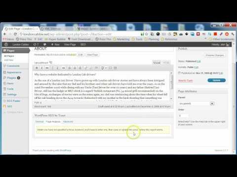 How One Plugin Makes Wordpress a Killer SEO Tool