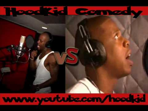 Jay-Z VS DMX PhoneCall & Freestyle Battle Full - 2009. H.K.K