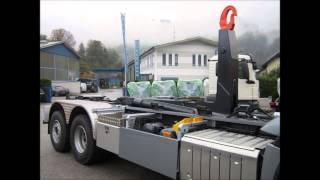 AJK Hydrolift Abrollkipper typ HLK