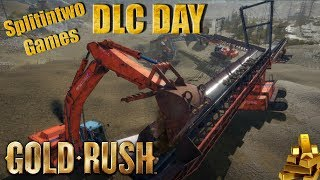 GOLD RUSH THE GAME: DLC DAY!!! LIVESTREAM SNEAK Peak with DEV Q&A