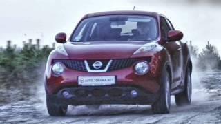 Nissan Juke автотест тест-драйв