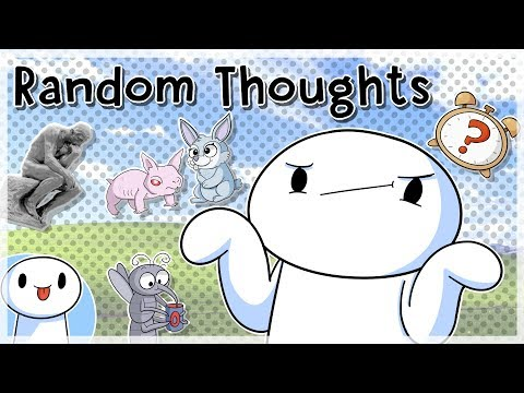 My Random Thoughts (James Edition)