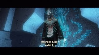 Legend of Zelda: Twilight Princess HD - Boss: Usurper King Zant