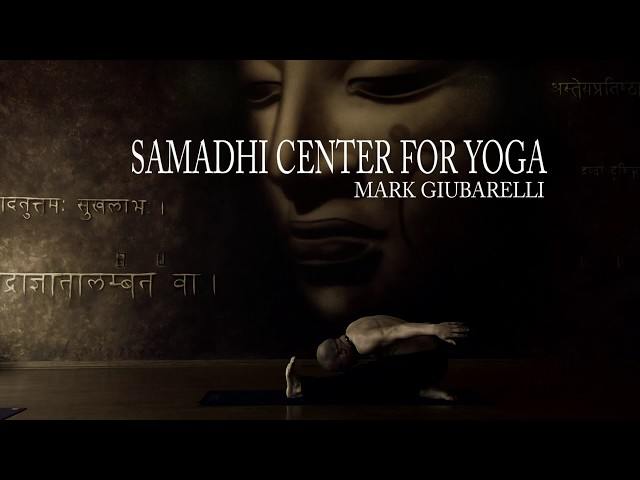 Yoga In Denver at Samadhi with Mark Giubarelli