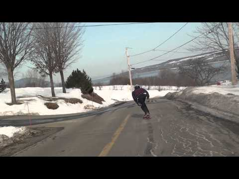 Raw run : Jerome ouellet