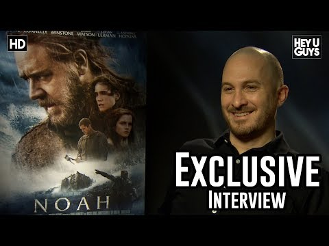 Darren Aronofsky Interview - Noah