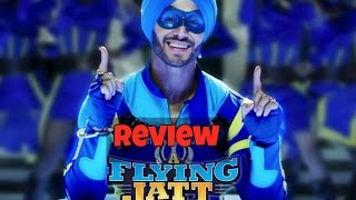 Download A Flying Jatt Movie Review 3Gp Mp4