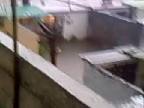 inundacion de villa de las flores, coacalco, edo. d mex. 13-sep-09