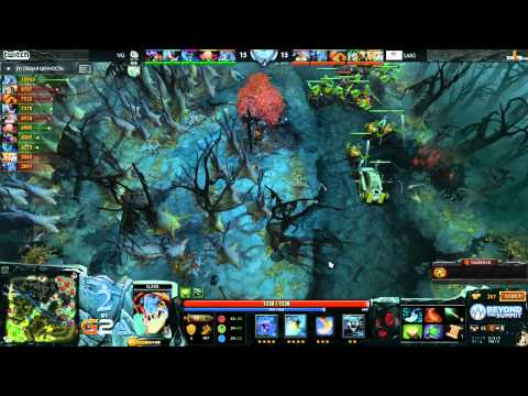LaIG vs VG The Summit 2 China Day 5 Game 3