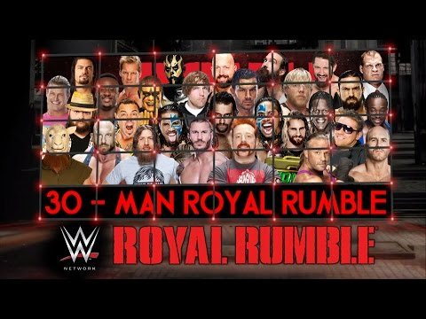 Wwe Images hd 2015 Wwe Royal Rumble 2015 Match hd