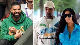 Download Lagu Kanye West Blasts Drake for Allowing Rumors of him Smashing Kim Kardashian to Continue + KEKE song. Gratis STAFABAND