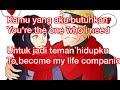 Anji - Bidadari Tak Bersayap ( Lyrics )