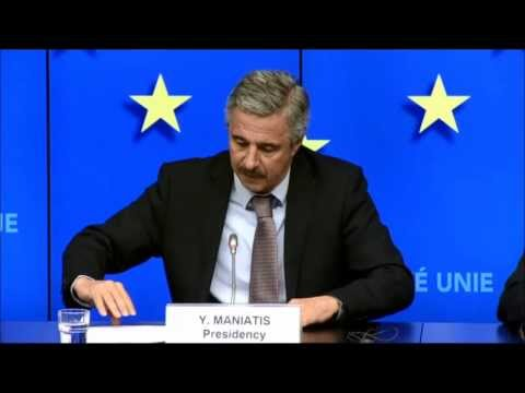 TTE Energy press conference 4.3.2014