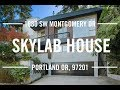 1680 SW Montgomery, Portland Or 97201 Real Estate Video