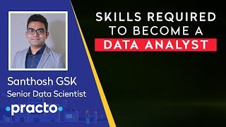 Skills Required to Become a Data Analyst | How to Become a Data Analyst | Skills for a Data Analyst