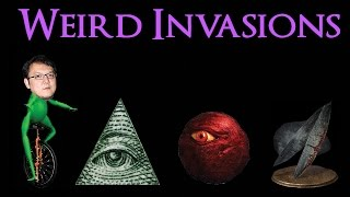 Dark Souls 3 PVP - Weird Invasions with weird people