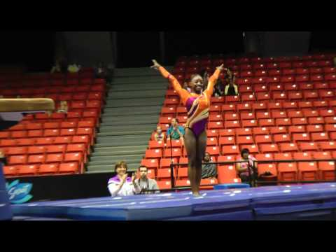 Simone Biles - Vault - 2012 Secret U.S. Classic