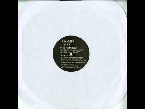 Omar S Feat LRenee - SEX (CGP (Conant Gardens Posse Remix)