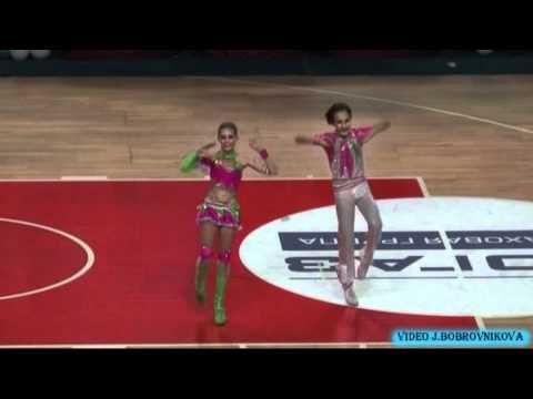 Jaka Vrevc-Zlajpah & Luna Vogric - Europameisterschaft 2011