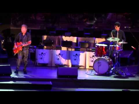Brian Setzer Trio, Hollywood Bowl 9/14/2012