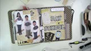 "Smash❥Booking series-5 ""1st Day of School"""