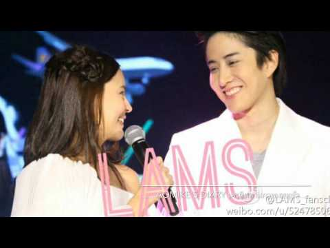 Mike&Aom 1st Asia Tour Live In China