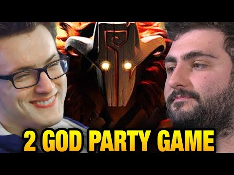 Miracle- Gh Party vs BabyKnight Party - Not Even Close Dota 2