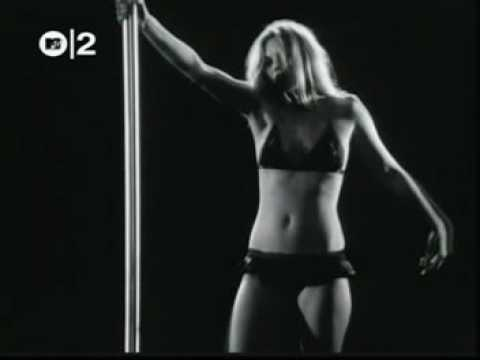 the white stripes - kate moss pole dance video