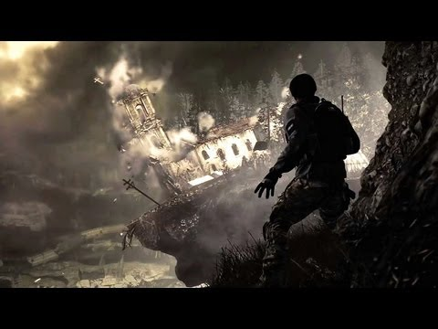 novo trailer do tao esperado call of duty ghost