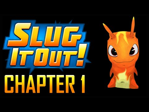 Let's Play - Slugterra Slug It Out - All Of Chapter 1 - Episode 1