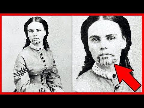 17 Редчайших Снимков, Которые Вы Не Найдете в Учебниках Истории