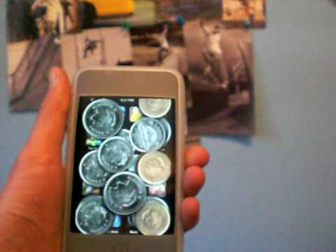 Magic Wallet App Review for iPod Touch and iPhone Music Videos