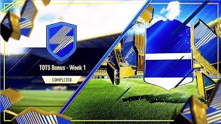 KOLEJNY TOTS TRAFIONY!!! NOWE SBC TOTS!!!  FIFA 17 ULTIMATE TEAM