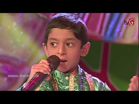 Little star season 09-singing derana 21 July 2018