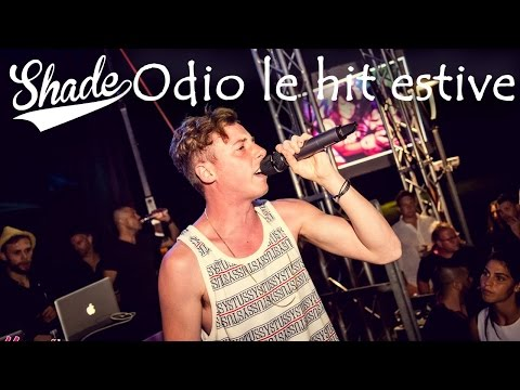 Shade - Odio le hit estive live @ Macaia Club (UD)