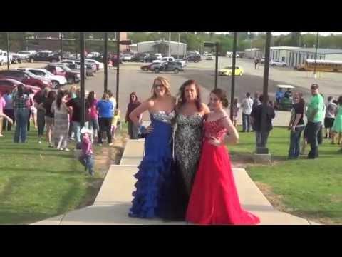 2014 Henryetta High School Prom