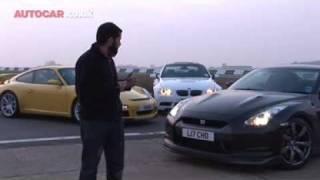 Nissan GT-R - part 2, by autocar.co.uk