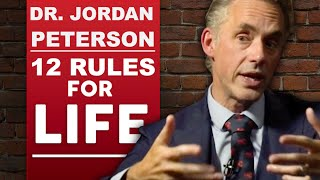 JORDAN PETERSON - 12 RULES FOR LIFE - HOW TO FIND AN ANTIDOTE FOR CHAOS - Part 1/2 | London Real