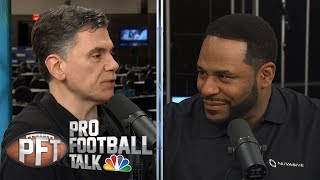 Jerome Bettis sees himself in Titans' Henry (FULL INTERVIEW) | Pro Football Talk | NBC Sports