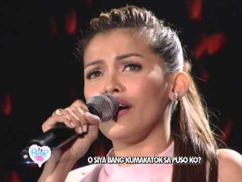 KZ Tandingan sings 'Mahal Ko o Mahal Ako' on ASAP