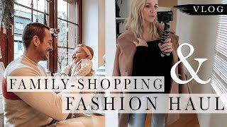 FOLLOW MY WEEKEND | Shopping im Weihnachtschaos & FASHION HAUL | VLOG | PelicanBay #vlogs #family