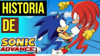 Metal Knuckles VOLTOU 😱 | HISTORIA Sonic Advance