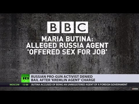 'Kremlin agent' denied bail: US court accuses Butina of trading sex for influence