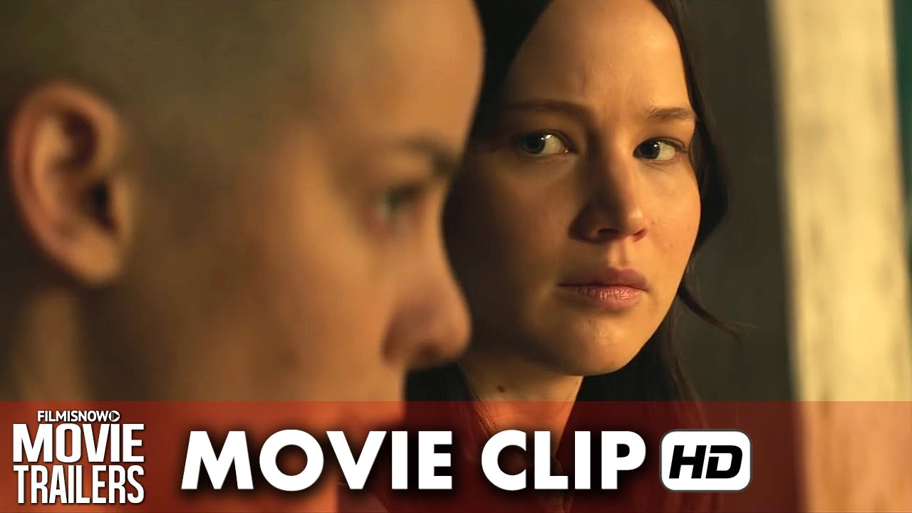 "The Hunger Games: Mockingjay Part 2 Official Clip ""Old Friends"" (2015) HD"