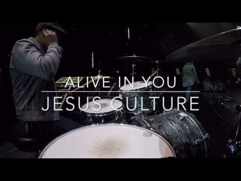 Alive In You by Jesus Culture - Live Drum Cam 2017 (HD) thumbnail