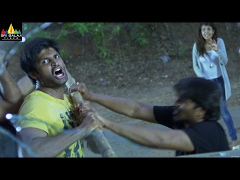 Aravind 2 Movie Kamal Angry on Vehile Driver || Srinivas Madhavi...