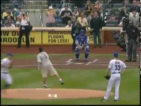 10 Worst Ceremonial First Pitches