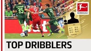 EA SPORTS FIFA 18 - Top 10 Best Dribblers - Reus, Robben, Keita & More